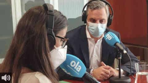 'Solo subir o bajar impuestos no sirve de nada si no somos ágiles con la tramitación, ya que empresas sin beneficios no pueden pagar impuestos', Juan Bravo, consejero de Hacienda y Financiación Europea – Junta de Andalucía