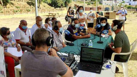 Escucha aquí el programa Mayores en la Onda realizado en colaboración con Ahora Radio desde Gelves