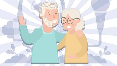 """EMA-RTV y la Fundación La Caixa inician en Gelves el proyecto de formación en comunicación """"Mayores en la Onda"""" para promover el envejecimiento activo y la participación de las personas mayores en los medios de proximidad"""