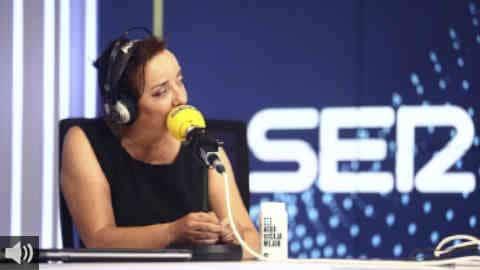 'La radio va de conectar con un estado de ánimo, de informar y hacer compañía, la pandemia ha demostrado que ofrece lo que los oyentes piden', Pepa Bueno, periodista