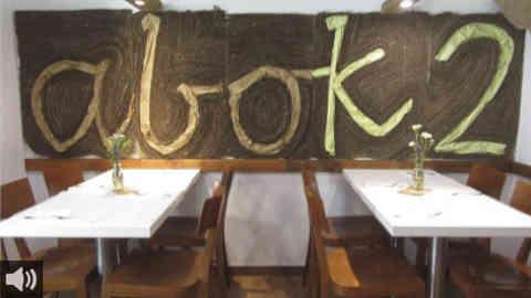 'Se notan menos ventas en relación al año anterior en cuanto a comensales extranjeros', Irene Carmona, socia del restaurante Abok2 Sevilla