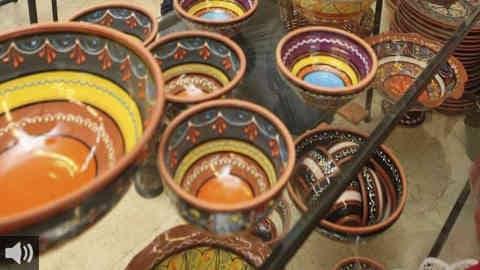 El valle cordobés de los Pedroches pone en valor su rico pasado de tradición artesana en la futura sede de la Asociación de Artesanos en El Viso