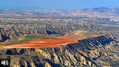 El Geoparque de Granada celebra su primer aniversario dentro de la red mundial de geoparques de la UNESCO