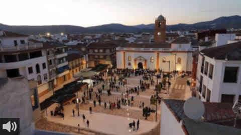 Arrancan los conciertos veraniegos en la Torre de la Alquería de Huétor Tájar, que recupera la música en directo con todas las medidas sanitarias