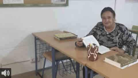 'La alumna interesá' es el nuevo libro de Jacinta Ortiz, la vecina de Huétor Tajar que aprendió a escribir a los 70 años y que publica su cuarto libro