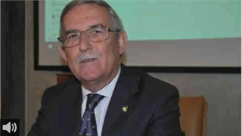 'El cronista es una persona que rescata la memoria histórica de su municipio y la pone en valor ', José Antonio Filter, presidente de la Asociación de Cronistas e Investigadores Locales de Sevilla