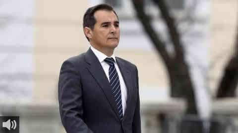 'Hay una oposición perdida, sin ideas, sin proyectos y una oposición sin liderazgo', José Antonio Nieto, portavoz del Partido Popular de Andalucía