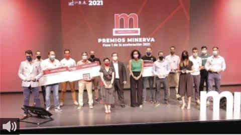 #MinervaDay da a conocer el emprendimiento y la tecnología de las startups andaluzas en la edición 2021 de su Minerva Aceleradas
