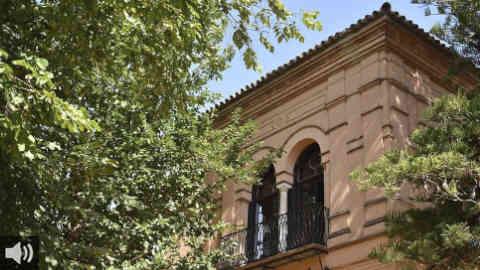 El Palacio 7 Balcones, una villa romana remodelada a manos de Aníbal González, enclavada en la localidad sevillana de Castilleja de la Cuesta
