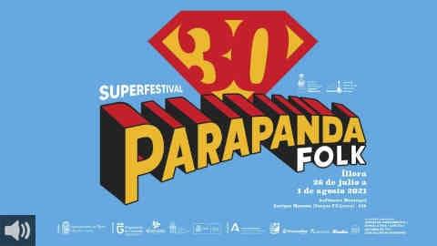 La localidad granadina de Íllora pone de manifiesto la música tradicional y los bailes populares en la 30º edición del Festival Parapanda Folk