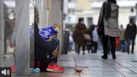 La Memoria 2020 de Cáritas alerta que han atendido a 274.000 personas, lo que supone un aumento del 27% de las personas atendidas con respecto al año anterior en Andalucía