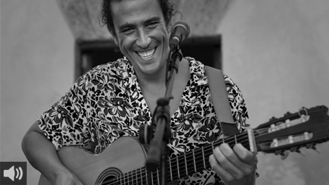 El cantautor Mr. Kilombo nos acerca su 'Bendita Humanidad' a La Cobija del Juglar
