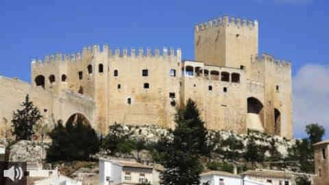 El Castillo de Vélez-Blanco, una de las joyas patrimoniales de la provincia de la provincia de Almería que más sorprende a los y las visitantes