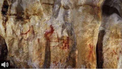 Un equipo de investigadores corrobora el origen humano de las pinturas de la cueva de Ardales y datan de hace 65.000 años