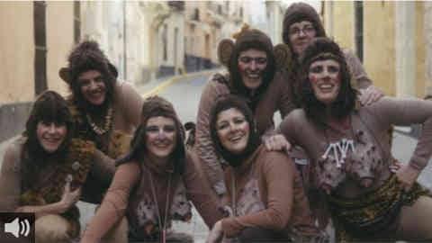 El documental 'Callejeras' reflexiona acerca de la creciente participación de las mujeres en el Carnaval de Cádiz