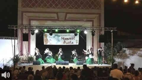 El municipio granadino de Montefrío celebra la 49º edición de su Festival Flamenco Manuel Ávila