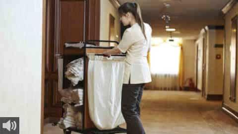 Las Kellys ponen en marcha una «Central de Reservas» propia para reservar habitaciones en hoteles que cumplan con unas condiciones dignas de trabajo