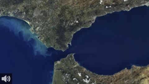 'Hemos descubierto que la falla de Averroes, en el Mar de Alborán, puede generar maremotos. Es una variable más a incluir en el sistema de alerta temprana de tsunamis', Ferran Estrada, CSIC