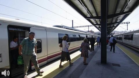 La Subdelegación del Gobierno no autoriza marchas reivindicativas por los casi 2500 trenes del servicios de cercanías suspendidos en la provincia de Málaga