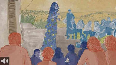 """El 17 de septiembre arranca en Calañas, en Huelva, la IV edición del ciclo de narración oral """"Un Andévalo de cuentos"""""""