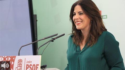 'No podemos permitir que se deteriore lo más sagrado: nuestra sanidad', Ángeles Férriz, portavoz del grupo parlamentario socialista