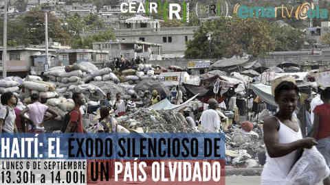 En Red Refugio hoy hablamos de Haití y del éxodo silencioso de un país olvidado