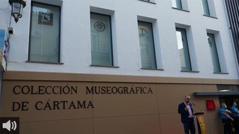 La localidad malagueña de Cártama ofrece al visitante la posibilidad de hacer un recorrido desde la Prehistoria hasta la Edad Moderna a través de la Colección Museográfica de Cártama