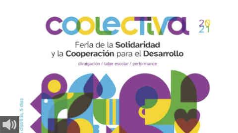 La feria de la solidaridad, Coolectiva, acerca a cinco distritos de Sevilla la labor de cooperación para el desarrollo que realizan las organizaciones de la ciudad