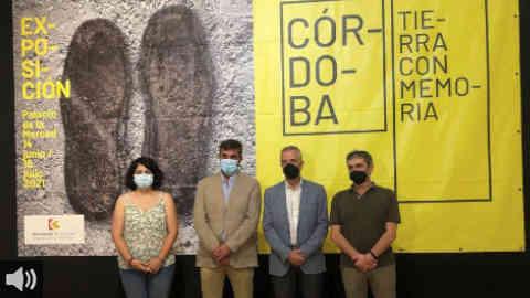 La Diputación del Córdoba presenta 'Córdoba. Tierra con memoria', una exposición fotográfica con la que recorre las intervenciones arqueológicas de varios municipios