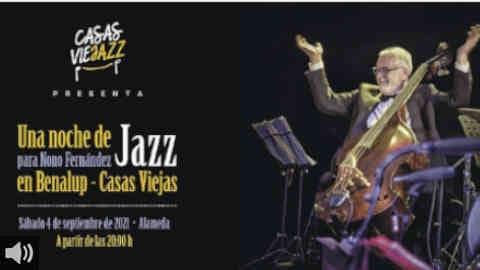 El municipio de Benalup – Casas Viejas inaugura su primer Festival de Jazz con el título de 'Casas Viejazz'