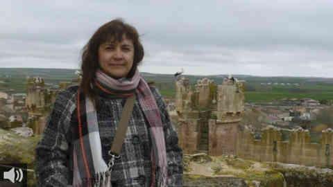 'El caso de Juana se enmarca en campaña globla de Israel en contra de otras muchas organizaciones de Derechos Humanos en Palestina', Javier Díaz Muriana, periodista especializado en oriente medio
