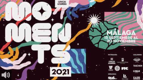 El Moments Festival aterriza en Málaga en su octava y más ambiciosa edición con casi 100 propuestas de cultura independiente