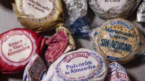 La localidad de Estepa pone en marcha sus fábricas y arranca la campaña de polvorones y mantecados 2021
