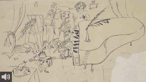 'Los Putrefactos': un nuevo proyecto de revista cultural con sello jienense que debe su nombre a García Lorca y Dalí
