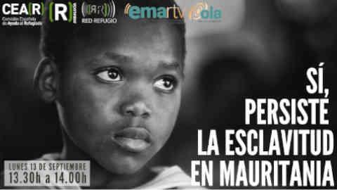 Hoy en Red Refugio hablamos sobre la persistencia de la esclavitud, una realidad que se vive en Mauritania y que obliga a muchas personas a buscar refugio en otros países
