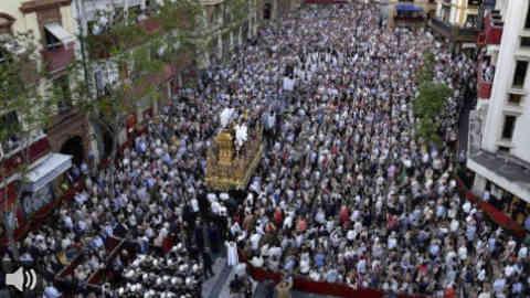Con la vuelta del aforo al 100% en la cultura, vuelve también el culto religioso y se comienzan a plantear las medidas para la próxima Semana Santa