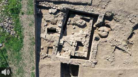 El yacimiento Finca Acebedo, en Mijas, abre las puertas a Andalucía, de Este a Oeste para mostrar sus vestigios romanos y sus últimos descubrimientos