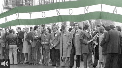 Se cumple 40 años del Estatuto de Autonomía Andaluz trabajando por una tierra de libertad, de igualdad y de oportunidades