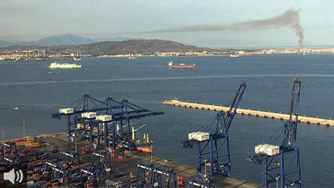 España ha cedido a Europa el control fronterizo si desaparece la Verja por el comienzo de las negociaciones en Gibraltar