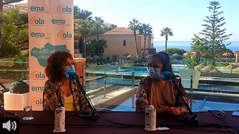 'Desde la Diputación de Huelva no estamos dudando en apostar por todo tipo de turismo', María Eugenia Limón, presidenta de la Diputación de Huelva