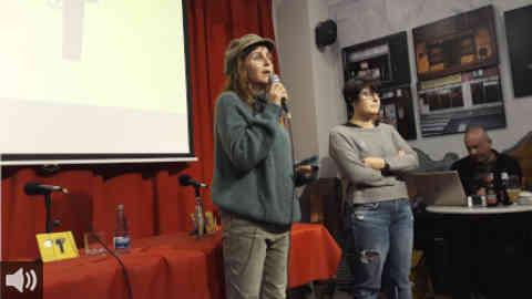 El II Premio Medios de Comunicación, dentro de los galardones 'Sevilla, Territorio de Igualdad 2021', reconoce la carrera de María Navarro Limón