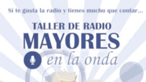 """EMA-RTV y la Fundación La Caixa culminan este miércoles en Doña Mencía (Córdoba) el proyecto """"Mayores en la Onda"""" para promover el envejecimiento activo y la participación de las personas mayores en los medios de proximidad"""