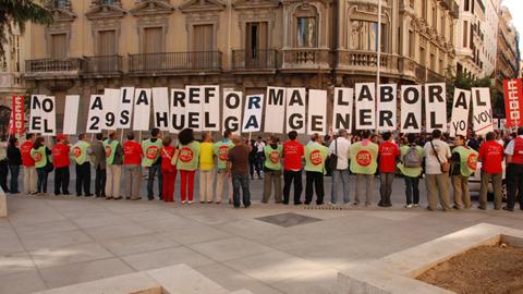 29 de marzo, huelga general