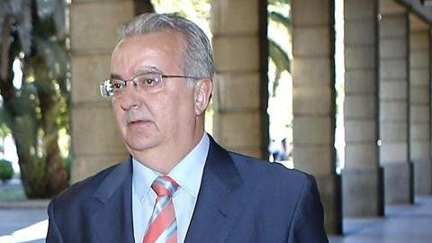 Prisión sin fianza para el ex consejero de Empleo Antonio Fernández