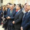 Grupo popular en la constitución del Parlamento andaluz en la IX Legislatura