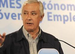 Javier Arenas envía una carta a José Antonio Griñán, para explicarle su propuesta de pacto de gobernabilidad entre PP y PSOE
