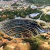 Trabajadores de la compañía minera Emed Tartessus inician una marcha a pie hasta el Parlamento andaluz