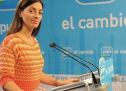 Rosario Soto asegura que Javier Arenas cuenta con todo el apoyo de la dirección del PP andaluz