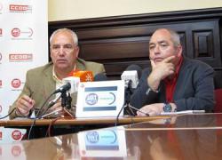 Los sindicatos le dicen al PSOE que esperan una pacto con IU