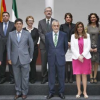 Primera reunión del nuevo consejo de Gobierno